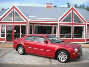 2009 CHRYSLER 300 AIR CRUISE ALLOYS LOW KMS