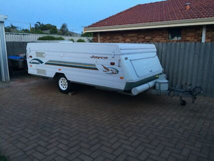 2003 Jayco Flamingo Camper Australind Harvey Area Preview