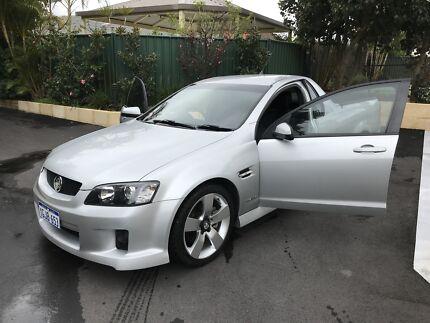 2010 Holden SSV V8 Ute
