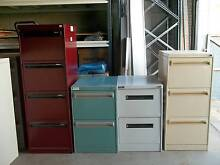 VARIOUS FILING CABINETS -Second Hand Townsville 4810 Townsville City Preview