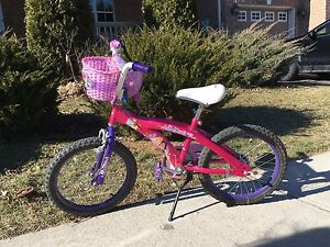 Girl's Disney Princess Bike + Unicorn Helmet