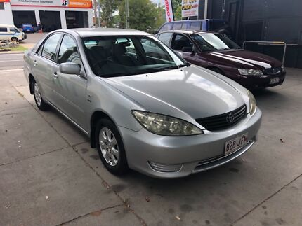 2005 Toyota Camry Sedan auto with long reg Nambour Maroochydore Area Preview