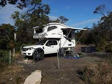 Leven poptop slide-on camper Hobart CBD Hobart City Preview