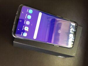 Galaxy S9 Plus Black 64GB Unlocked ** MINT CON w INVOICE WARRANTY