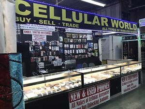 ESTABLISHED CELL PHONE BUISNESSS SINCE 28 Years For Sale