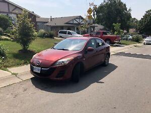 Mazda 3 GX 2010 *NEGOTIABLE* no lowballing please