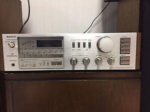 Vintage Sony STR V55 stereo receiver / amp