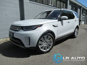 2018 Land Rover Discovery HSE LUXURY! 7 Seats! LOADED! Easy Appr