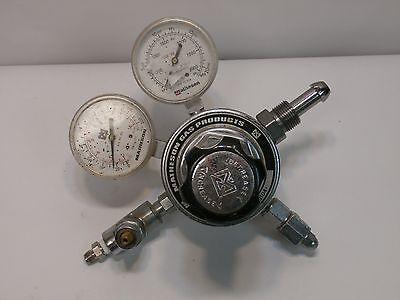 Matheson Nitrogen Gas Pressure Regulator 3104-580