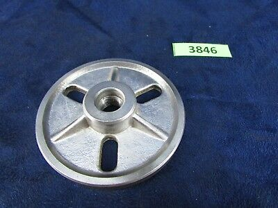 Emco Unimat Dbsl Mini Lathe Dog Face Plate. Mpn Db 206-2 3846