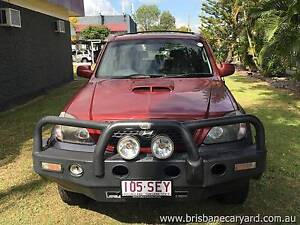2005 Hyundai Terracan Wagon Yeerongpilly Brisbane South West Preview