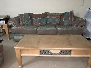 6 piece living room set! Must sell within the next week!!!