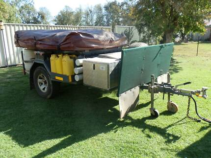"""Off Road Camping Trailer"" Goondiwindi Goondiwindi Area Preview"