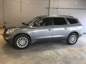 2008 Buick enclave EXL AWD 7 pass DVD Leather Fully certified