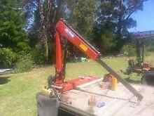 HMF Crane .. Pambula Bega Valley Preview