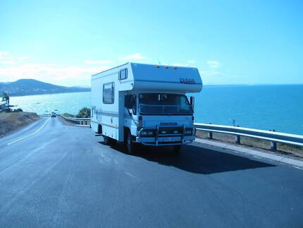 Winnebago 1855. Easy to drive/park. Self contained Pacific Heights Yeppoon Area Preview