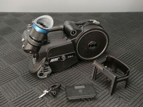 Arri Arriflex 35BL4, 35mm BL 4 Camera, 4-Perf Full Frame Gate