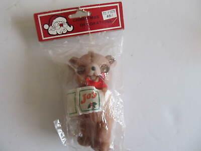 Christmas Ornaments, Bear Ornaments, Christmas, Pic n Save Ornaments, Bears ()