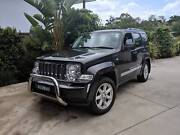 2011 Jeep Cherokee Limited KK, Low Kms, Nudge Bar, Great Cond. Byron Bay Byron Area Preview