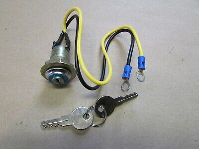 8n3679c Ignition Key Starter Switch For Ford Tractors 600 700 800 900 2000 4000