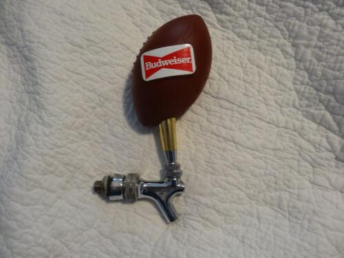 Budweiser Football Beer Tap & Handle