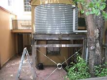 Free Water Tank. Scrap metal or re-use Ultimo Inner Sydney Preview