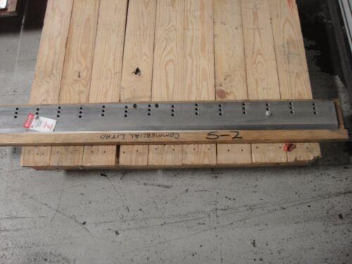 Polar 137 (45 Straight Holes) Cutting Blade