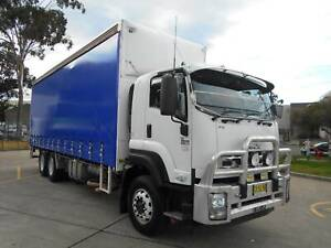 ** 2015 ISUZU FXL 1500 14 PALLET CURTAINSIDER ** Arndell Park Blacktown Area Preview