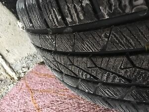 Bmw winter tires and rims  Cambridge Kitchener Area image 3
