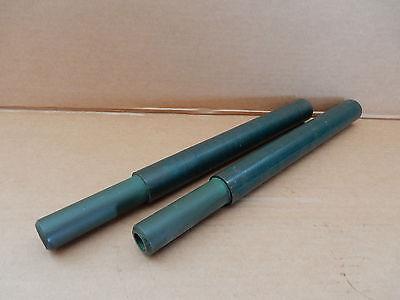10x Rohr Glasfaserrohre GFK Tarnnetzstangen Tarnnetz Stangen 400 mm BW Bund