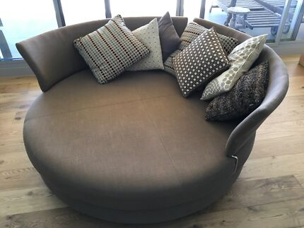 King Living Circle Couch