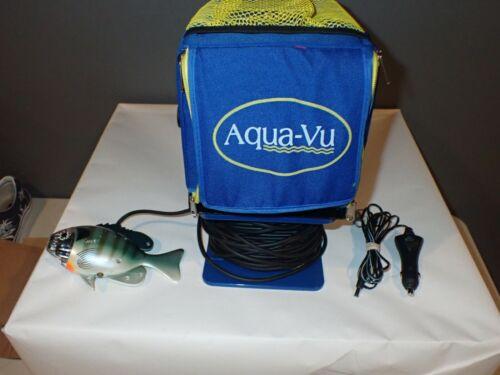 Aqua-Vu Underwater Camera Tested and Working