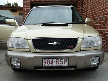 2001 FORESTER GT MECHANICALLY IN EXCELLENT CONDITION. Dandenong Greater Dandenong Preview