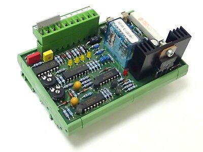 Phoenix Contact Ge080h Terminal Block Module W Ge80c-2838- 2x Umk-se 1125-1