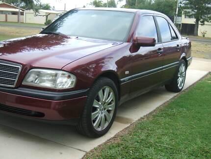 1996 Mercedes-Benz C200 Elliott Heads Bundaberg City Preview