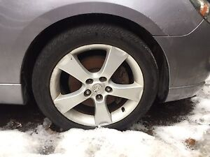 17 inches Mazda3 mags