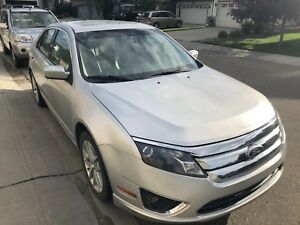 2010 Ford Fusion AWD  156000km