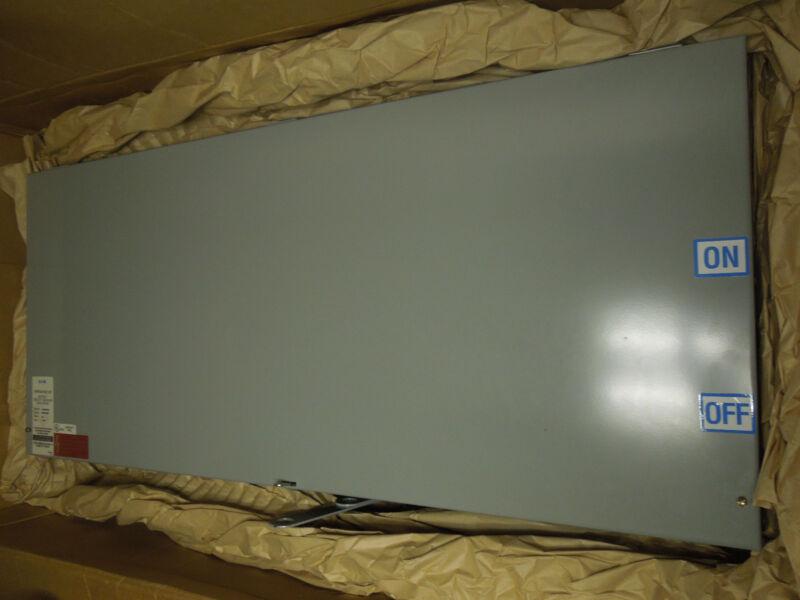 Cutler-hammer Bpd5007s003 800a 3ph 4w Pow-r-way Iii Busway Cb Plug New Surplus