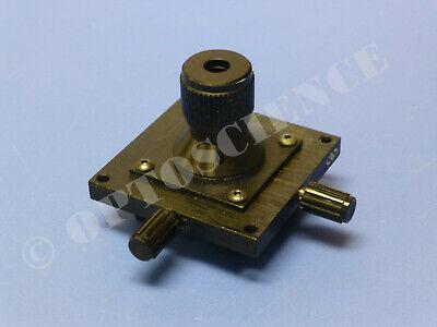 Newport Fp-1 Fiber Optic Xyz Positioner