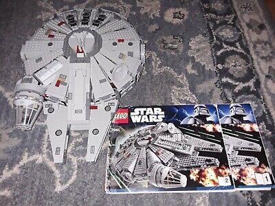 Lego Star Wars Millennium Falcon 7965 - GOOD CONDITION