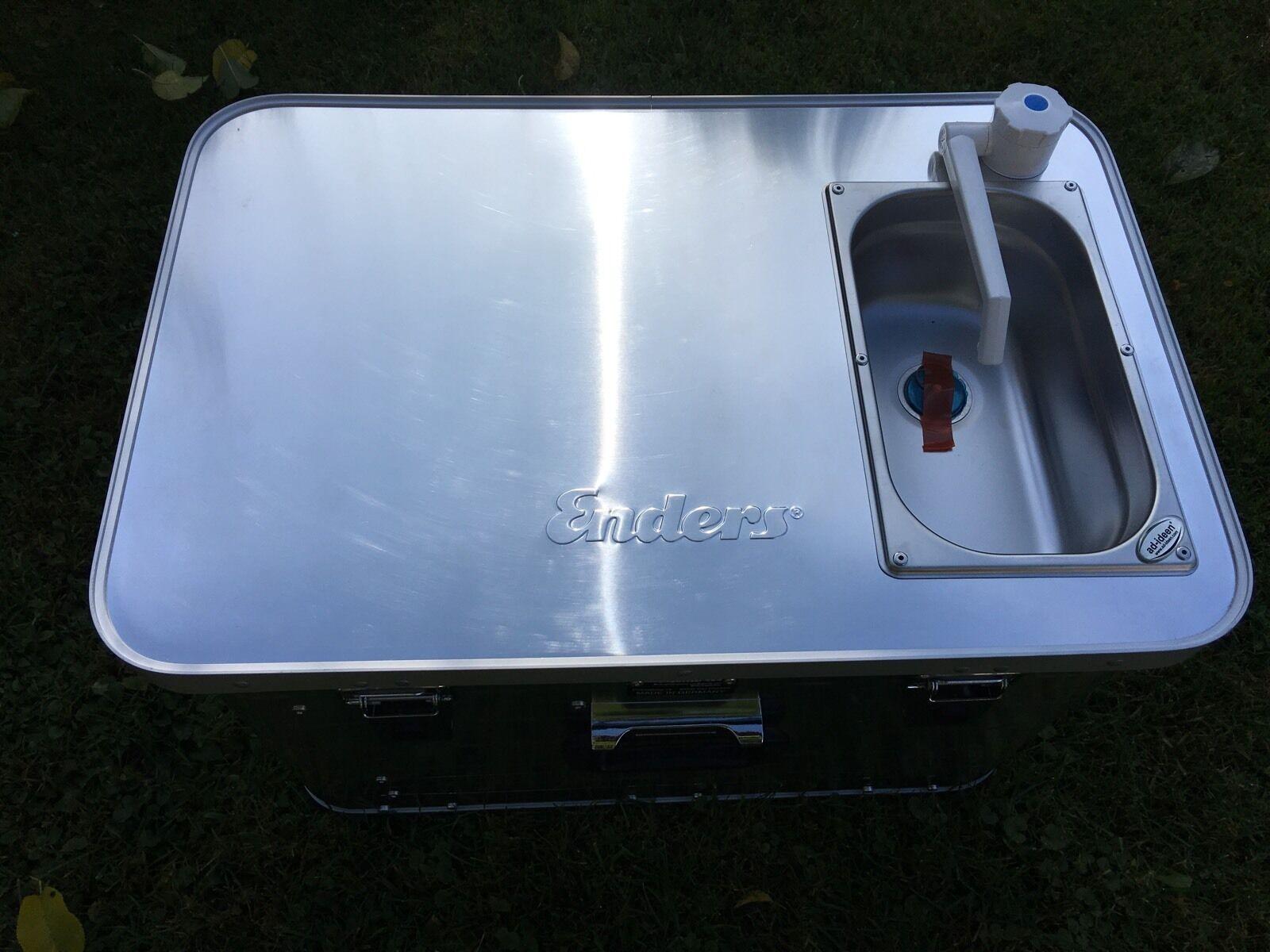 campingk che camping box starter 4x4 mit zubeh r neu von eur 399 99. Black Bedroom Furniture Sets. Home Design Ideas