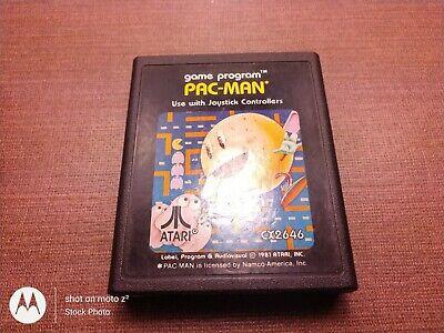 Atari 2600 Game Cartridge Only Tested Pac-Man Ships Fast