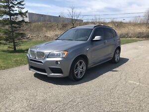 2011 BMW X3 M-PACKAGE GPS PANORAMIC ROOF *1 YEAR WARRANTY*