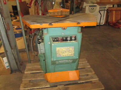 Comaca Steel Notcher Cut 8 12 X 8 12 Good Working Condition