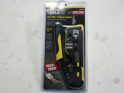 Klein Tools Vdv226-110 Ratcheting Modular Cable Crimper Wire Stripper Wire C