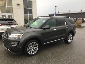 Ford Explorer 4x4 LIMITED NEUF
