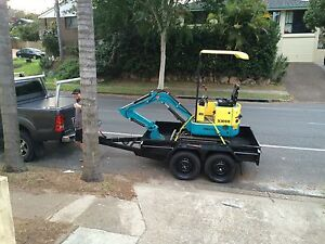 Mini Excavator hire  $159 per day or $15000 to sell the lot Jindalee Brisbane South West Preview