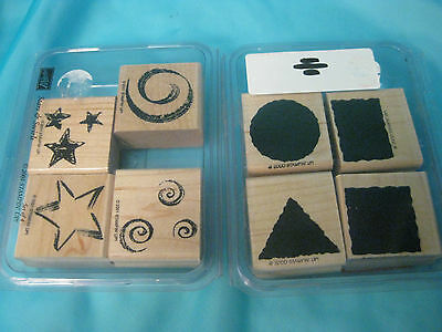Stampin Up 8 Stamps - Lot #3