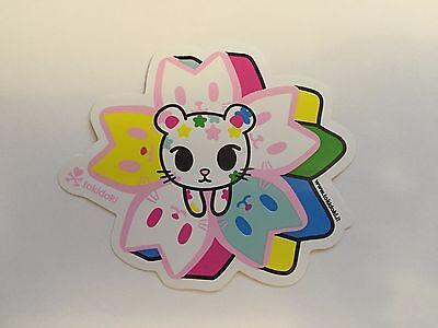 tokidoki sticker - Palette Blossom