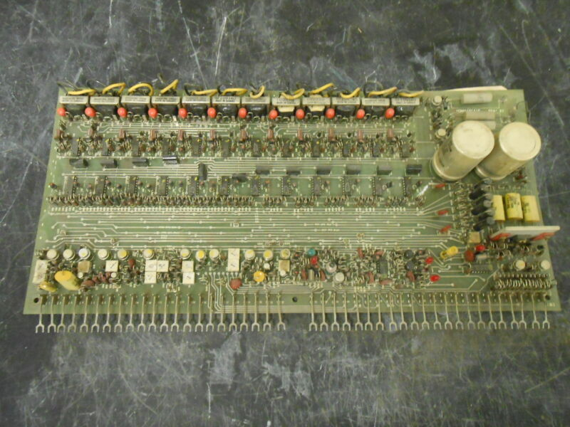 GE GENERAL ELECTRIC IC3606SPCB1F FANUC CONTROL CARD PCB CIRCUIT BOARD